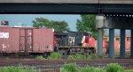 CN Manifest meets NS Intermodal