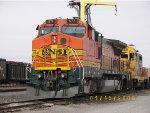 BNSF B40-8W 577