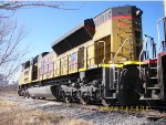 UP SD70ACe 8331