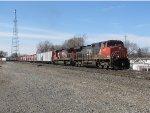CN 2656 & 2115 lead M390 eastward