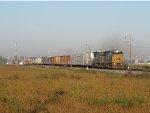 Q382-07 makes track speed for Willard