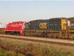 CSX 8516 & CCT 2101