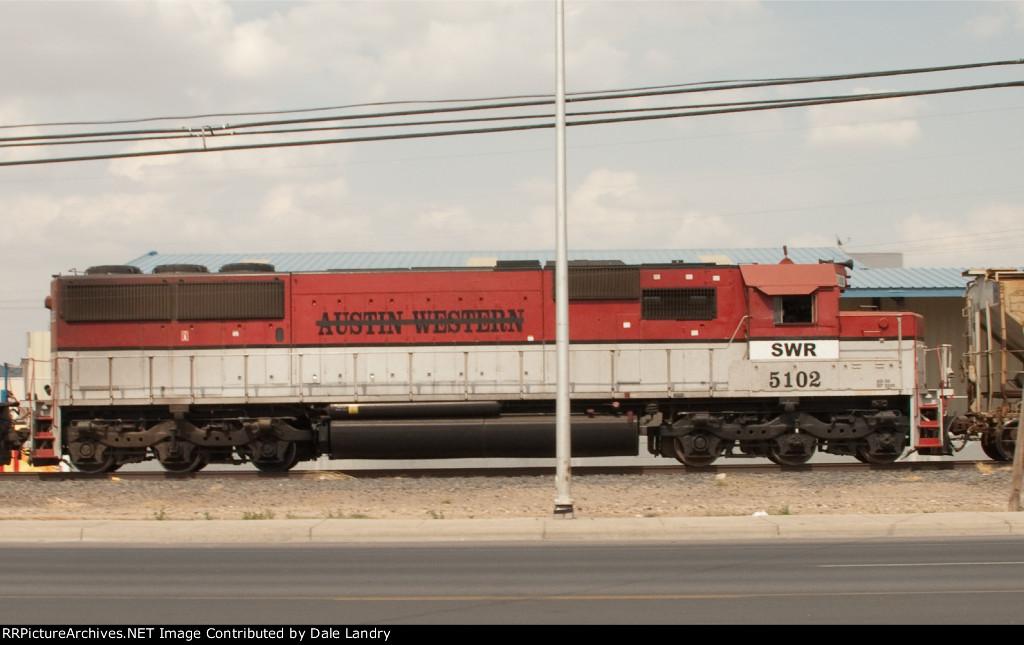Austin Western SWR