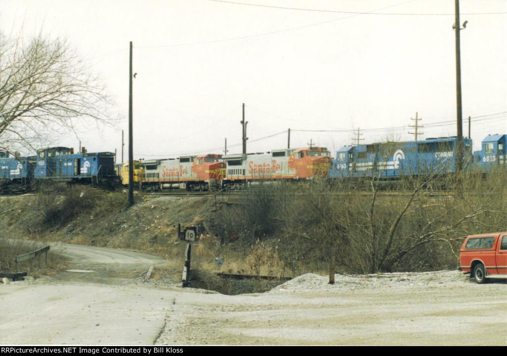 Rockport Yard