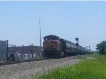 BNSF C44-9W 5181