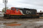 CN 6024, EMD SD40-2Q, at the ex IC-CCP Yard