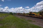 BNSF work train