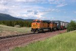 BNSF 5500