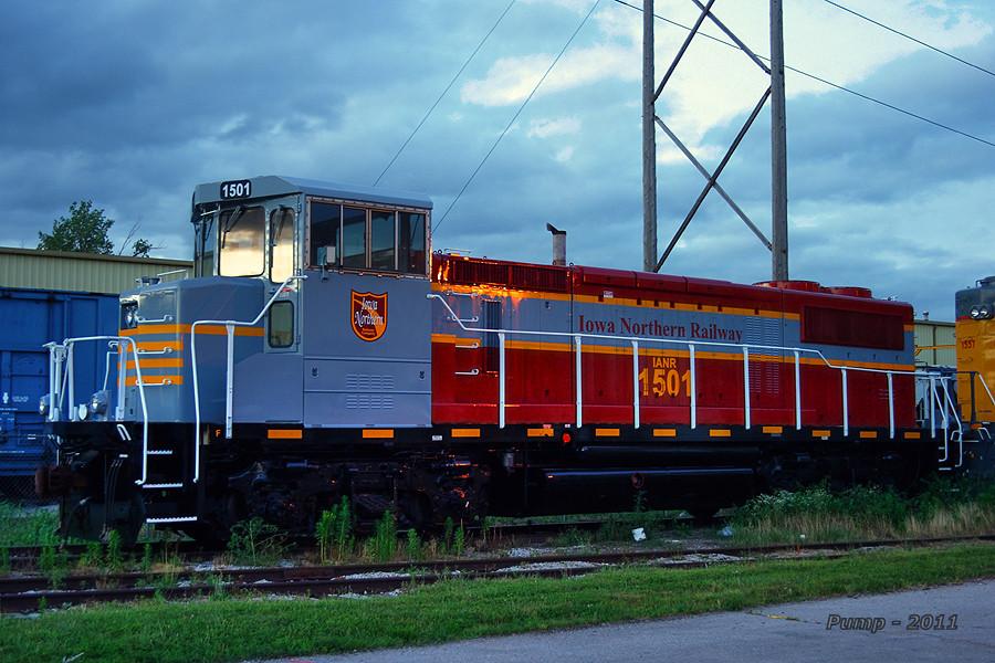 IANR 1501 - MP1500D