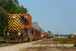IAIS Yard Job Trains