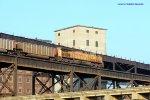UP DPU on MacArthur Bridge