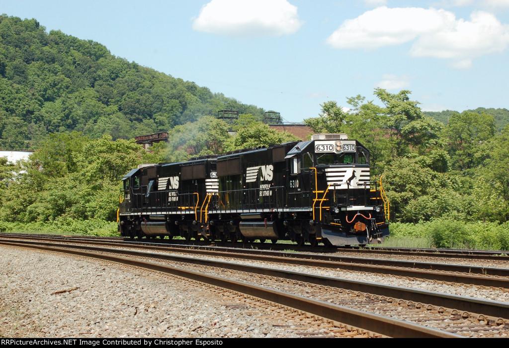 NS SD40E 6310