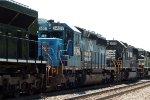 NS SD40-2 3407