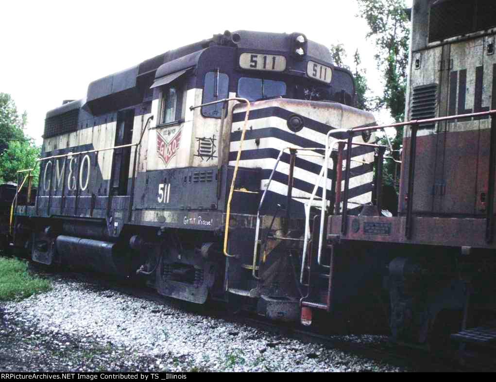 GM&O 511