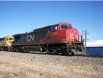 CN C44-9W 2668