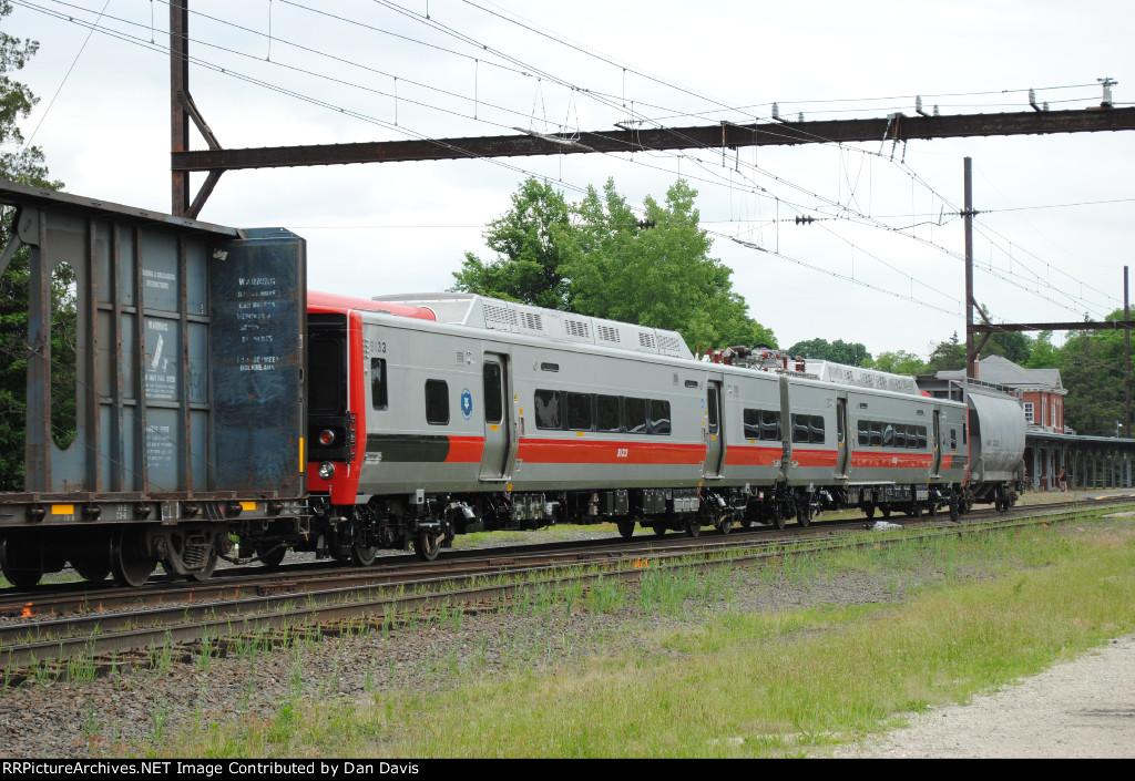 CDOT M8's on Q438-04