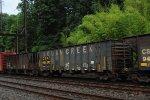 "CSX 999245 ""Ex Squaw Creek"" on Q438-13"
