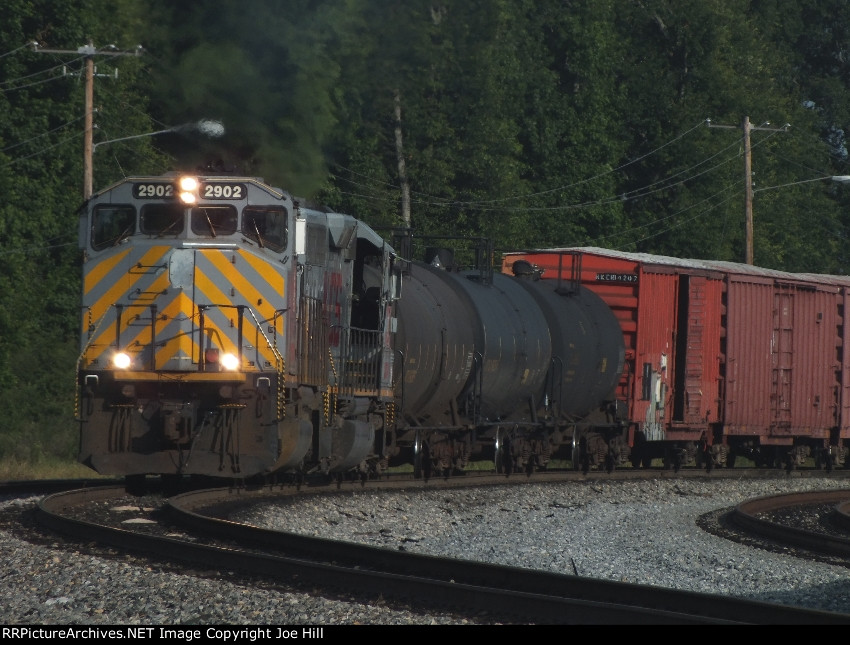 KCS 2902