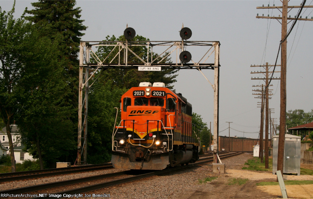 BNSF 2021