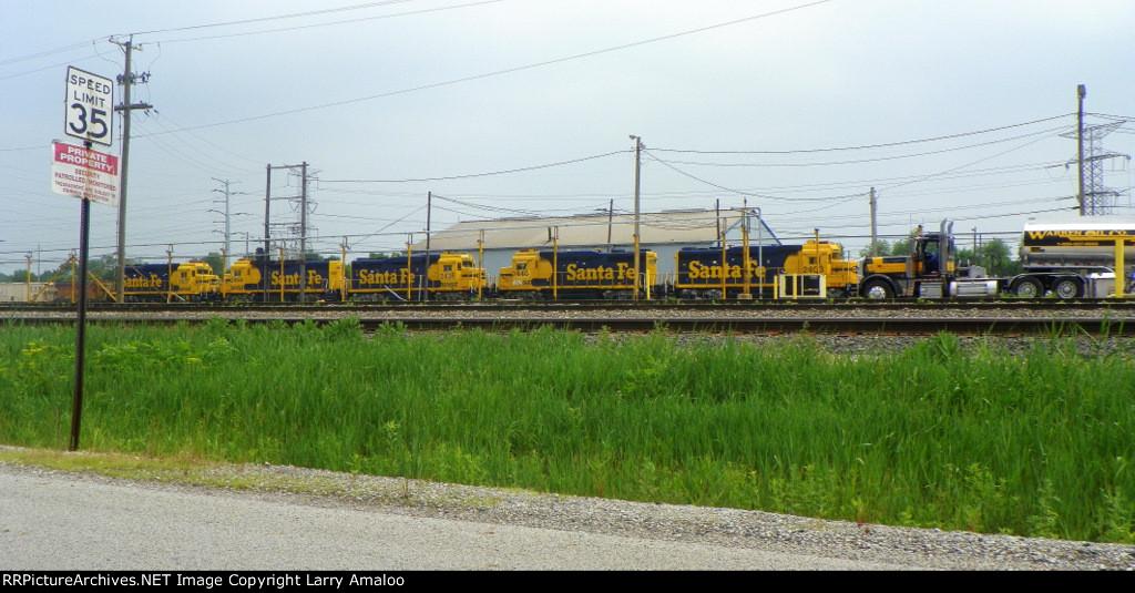 BNSF 2403