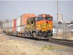 BNSF C44-9W 5130