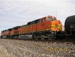 BNSF C44-9W 5087