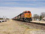 BNSF ES44DC 7717