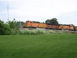 BNSF 5649 and 6212
