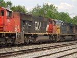 CN 5654 & CSXT 5351