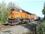 BNSF 7235 & 4410