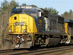 CSXT EMD SD70MAC 4565