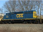 CSXT EMD SD40-3 4029