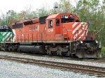 CP EMD SD40-2 5749