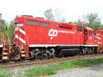 CLP EMD GP38 203