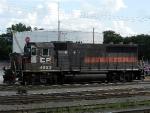 CP EMD GP40-2 4653