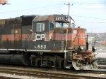 CP EMD GP40-2 4650
