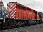 CP EMD SD40-2 5964