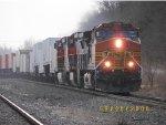 BNSF C44-9W 4049