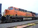 BNSF ES44DC 7795