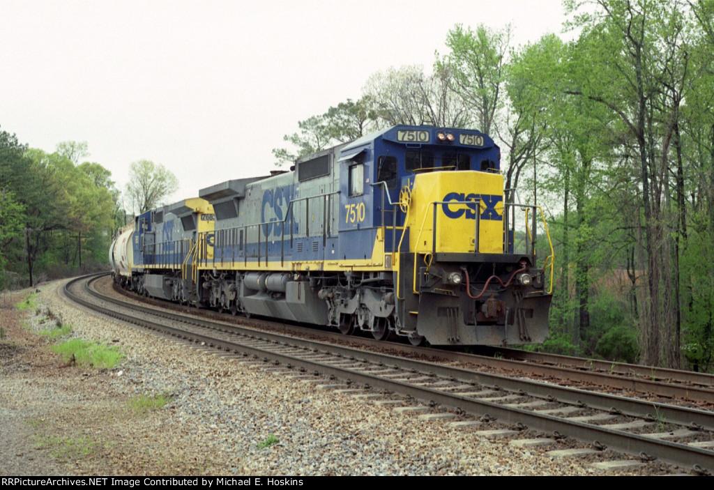 CSX 7510