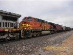 BNSF C44-9W 4034