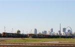 BNSF Ethanol Trains