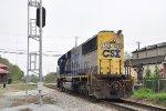 CSX 8520