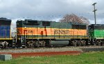 BNSF GP60B 336
