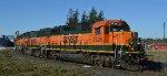 BNSF GP39-2 2726