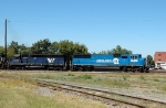 Blue leading the way on NS 134