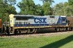 CSX 5930 on Q601