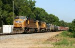 SB freight at Weems road