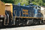 CSX 1144 on SB freight