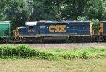 CSX 6476 on SB M742